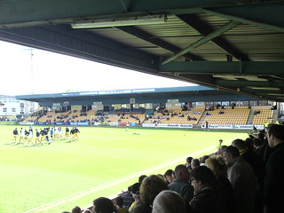 Plainmoor: The Family Stand