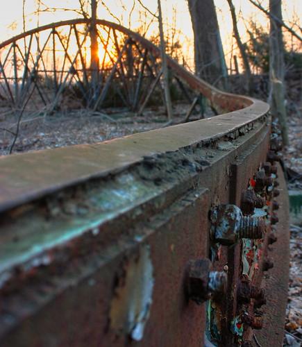 sunset ohio abandoned canon eos kiss kitlens medina digitalrebel hdr xsi thebug x2 tumblebug 450d chippewalakepark