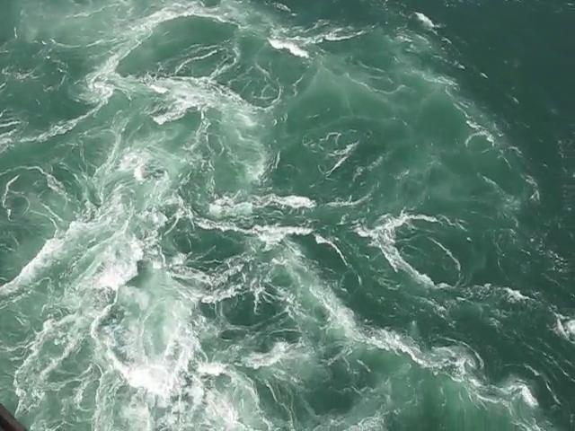 Whirlpool & Rapids