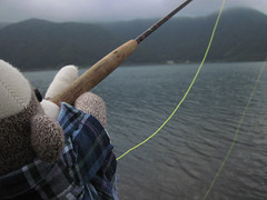 Saiko Lakeside Camp | by peaboat