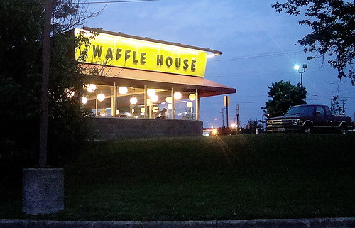 Waffle House,  West Hillsborough,  Durham NC | by JoeInSouthernCA