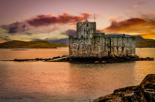 Kismul Castle, Isle of Barra