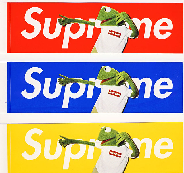 Kermit The Frog Supreme Wallpaper Just Me And Supreme