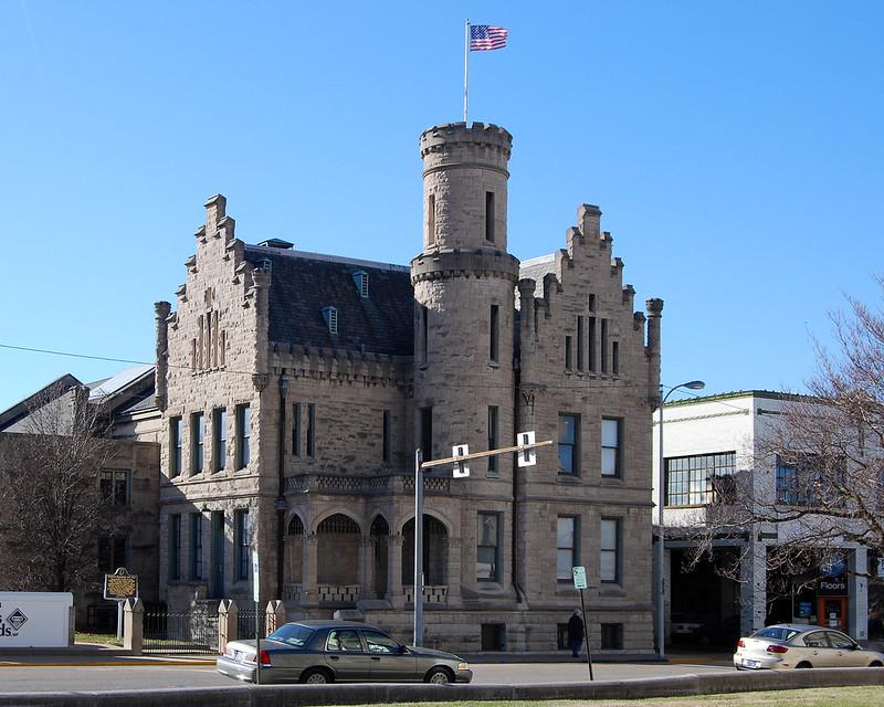 Old Jailhouse Evansville Indiana