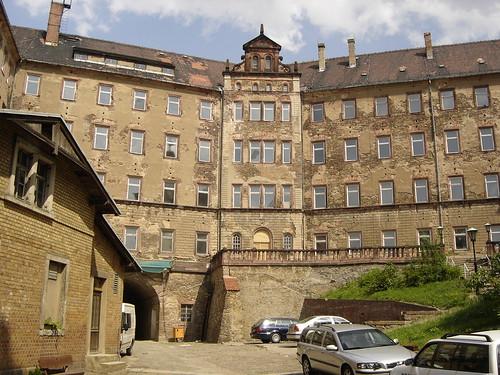 castle 2004 germany war schloss prisoner officers allied colditz oflag