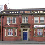 New Grove Inn, 183 Bury Road, Whitefield, Greater Manchester, M45 6AB