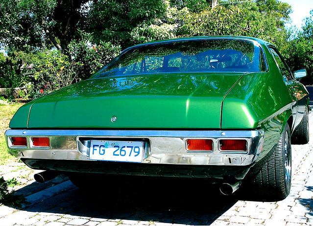HJ Holden Monaro