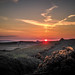 Doolin Sunset-003 by RandomConnections
