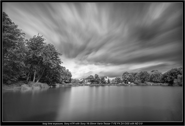 long time exposure, ND filter plus camera app, Sony A7R with Sony 16-35mm Vario-Tessar T FE F4 ZA OSS with ND 3.0