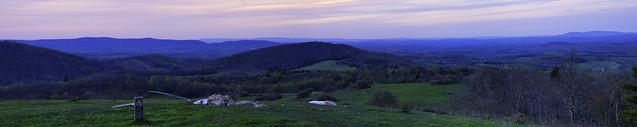 Blue Ridge Panoramic