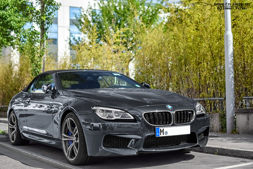 BMW M6 F12 Cabriolet | by Alexandre Prevot