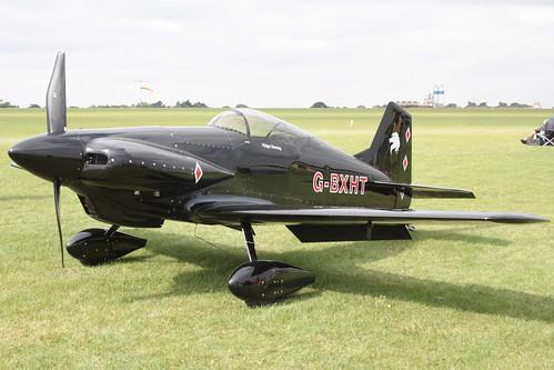 G-BXHT Midget Mustang [PFA 168-13077] Sywell 030911