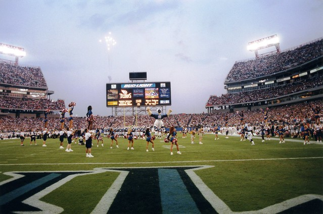 Tennessee Titans - 20 year Anniversary of Stadium Construction