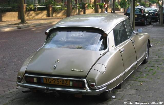 Citroën DS 23 Pallas 1973