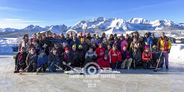 2017 Sawtooth Outdoor Bonspiel Participants