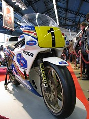 Moto honda 500 cc