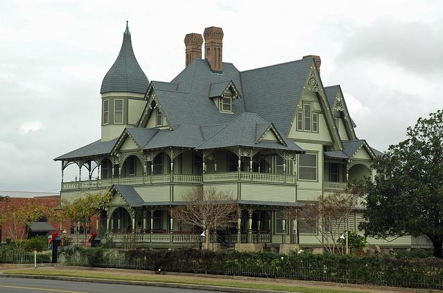 W H Stark House