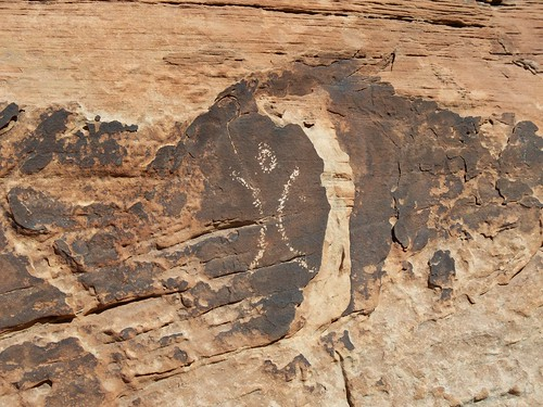 arizona desert witch wells petroglyph