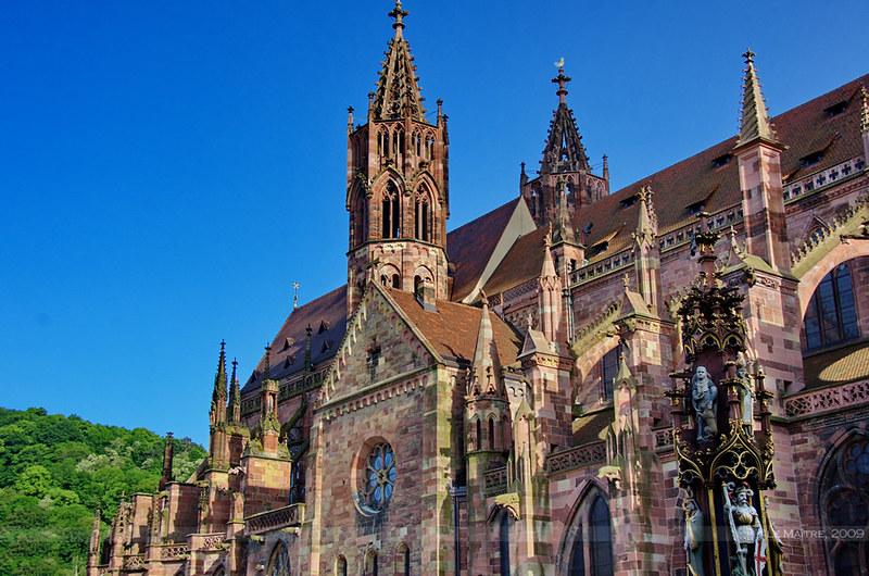 Cattedrale di Friburgo in Brisgovia