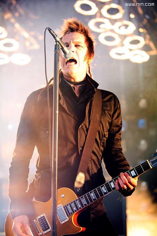 Nine Inch Nails Live @ Shoreline Amphitheatre - Mountain View, CA, 5.22.09