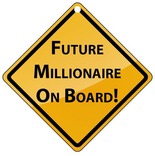 Future Millionaire on Board (Update)   by Enkhtuvshin's 5DmkII