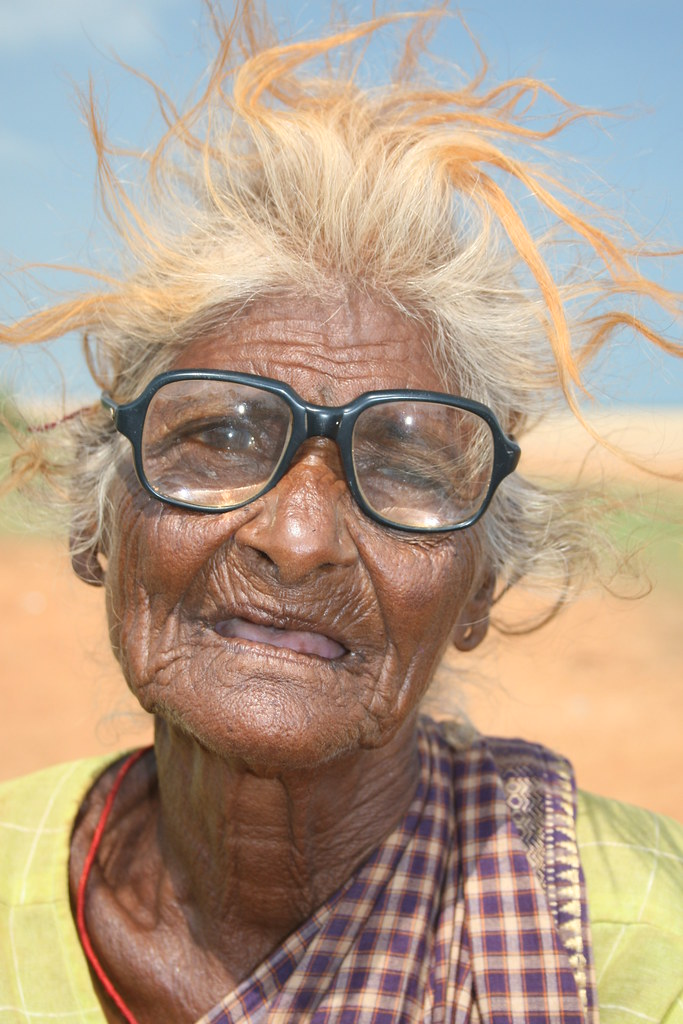 Fix My Car >> Little old lady Pondicherry 2 | I met this little old lady ...