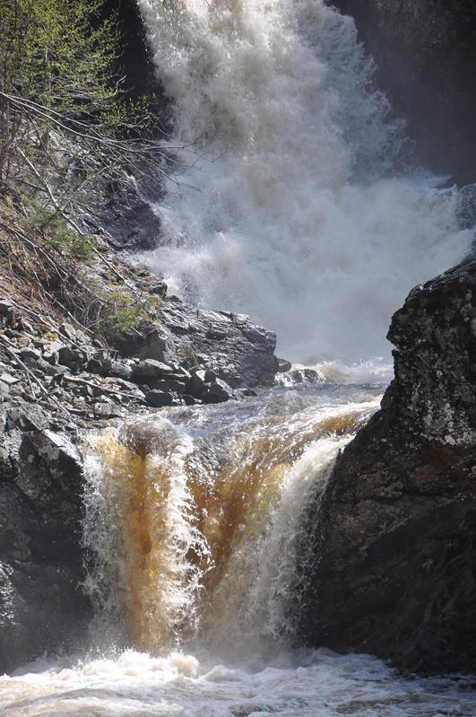 Waterfalls in Mostamarka