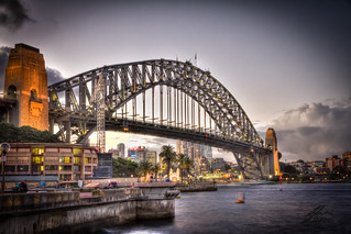 Sydney Harbour Bridge | by Glen Adamson
