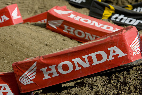 Honda tuff blocks