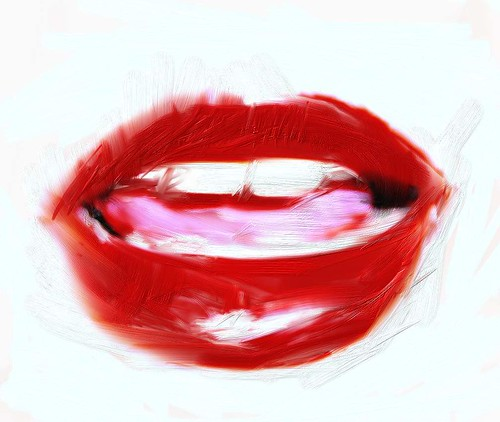 lips | by Hexagoneye Photography