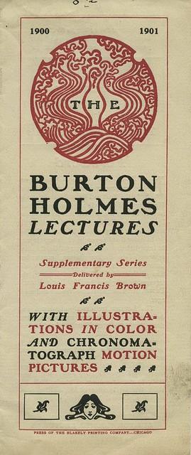8th Year Program - 1900/1901