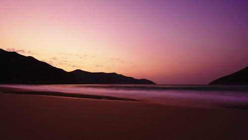 sea sky beach nature water sunrise spectacular landscape geotagged landscapes countryside nikon silent purple widescreen wide peaceful wave atmosphere brilliant magichour imposing saikung 西貢 d700 afs1424mmf28ged