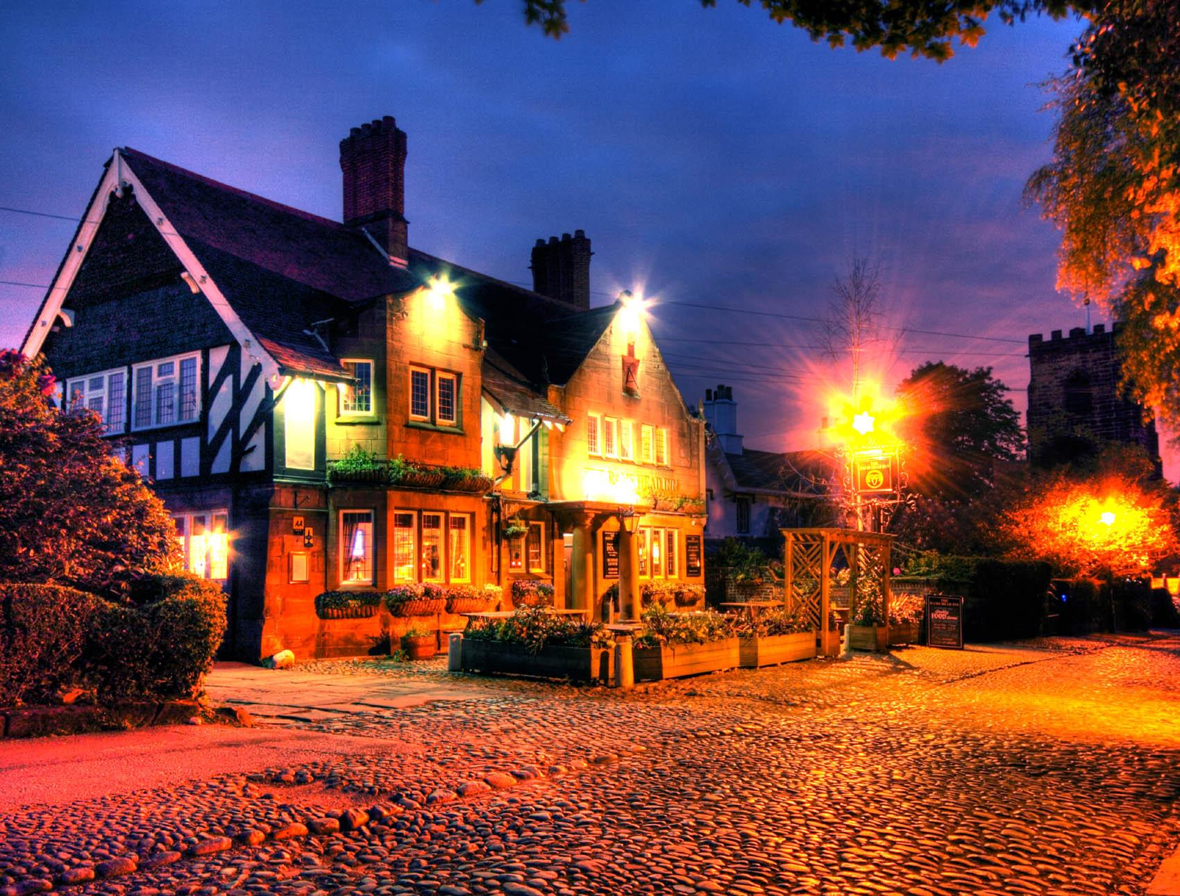 Nightshot Rams Head Grappenhall,Cheshire at Night nightshot Warrington Grappenhall,cheshire,grappenhall,village,rams,head,pub,ceshire,uk,englad,church,lane,cobbles,cobbled,dusk,night,shot,tripod,sunset,food,drink,beer,garden,trees,Grappenhall Village,England,Warrington,A50,A56,tonysmith,tony,smith,hotpics,hotpic,hotpick,hotpicks,hot,pics,pix,picks,hotpix.freeserve.co.uk,favourite,pubs,public,houses,noche,nuit,hotpix!,#HotpixUK,#TonySmithHotpix,dblringexcellence,inn,house
