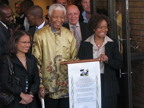 Nelson Mandela | by South Africa The Good News