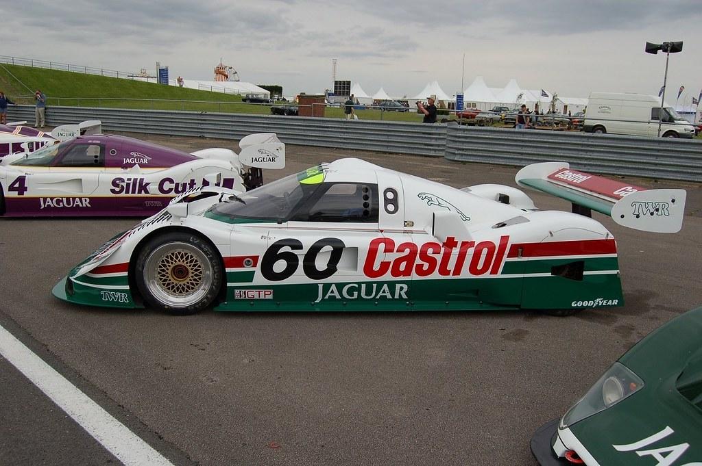 Jaguar XJR-10 | Si | Flickr