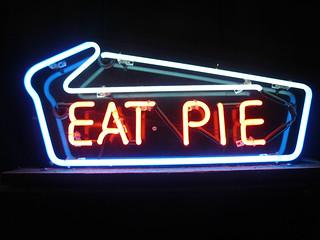 EAT PIE | by Dawn Endico