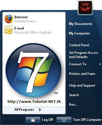 NEW Windows 7 Theme for Windows XP Download   NEW Windows 7