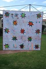 bushfire quilt 2