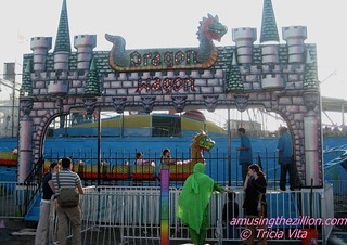 Dragon Wagon from Michael Jackson's Neverland Ranch now in Coney Island | by me-myself-i