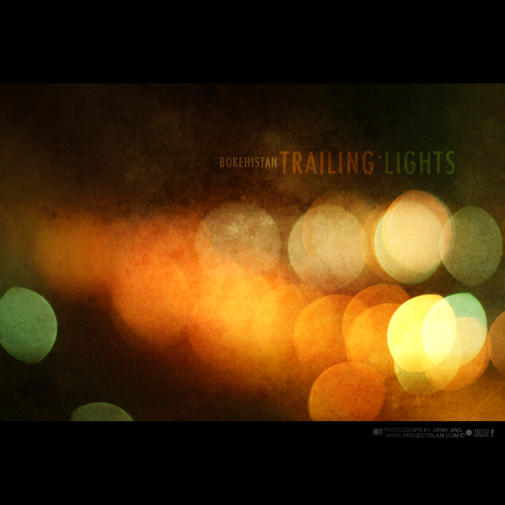 Day Seventy One - Trailing Lights by jimmy ang