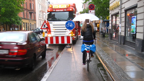 Roadworks Nice To Bikes | by Mikael Colville-Andersen