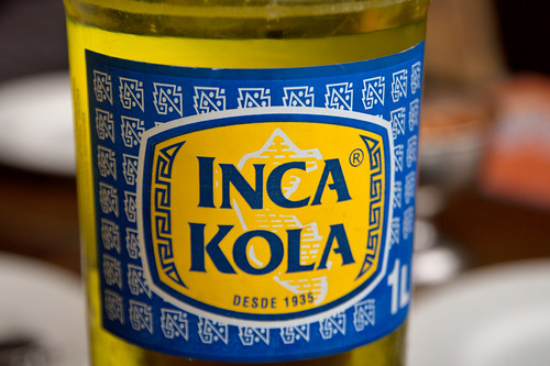 Inca Kola | by Christian Haugen