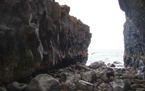 La costa norteña de El Golfo