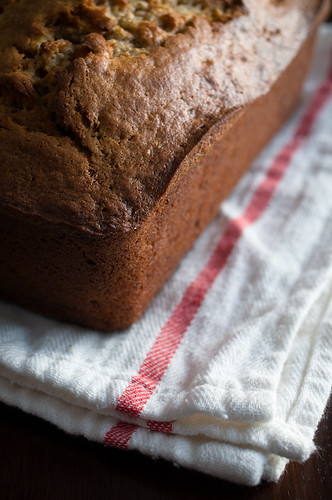 banana bread | by AmyRothPhoto