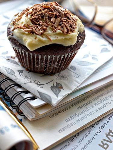 chokolate muffin