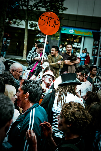 057 zombie shuffle 2009 | by Looking Glass