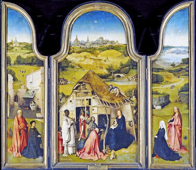 Bosch - Adoration of the Magi