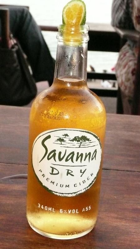Savanna Dry Cider - East Africa