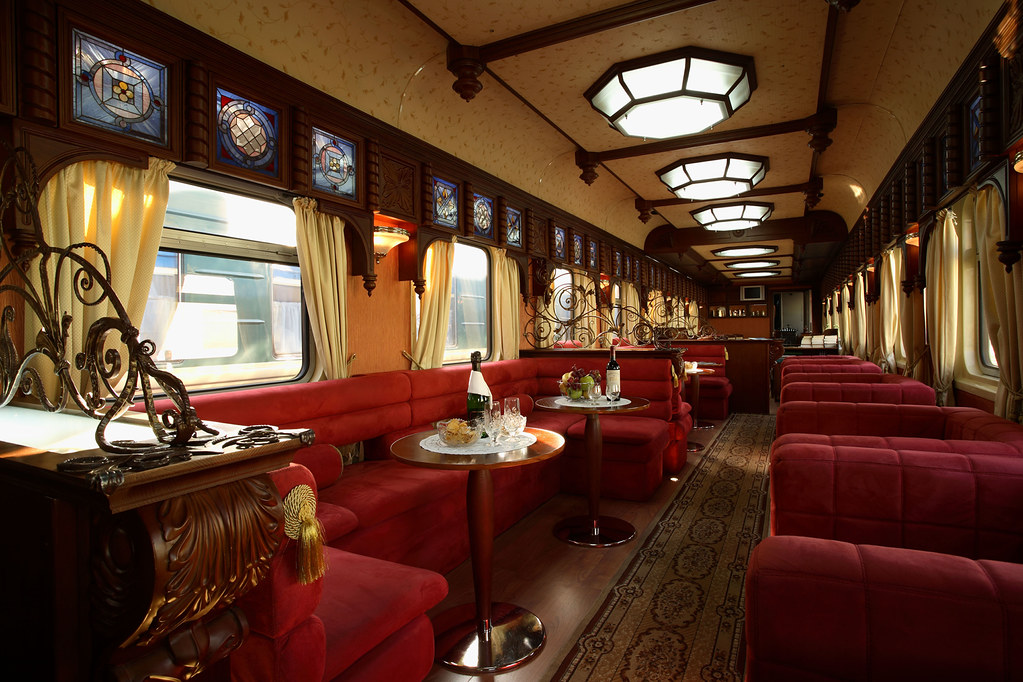 Train Chartering offers Golden Eagle for charter - Carriag… | Flickr
