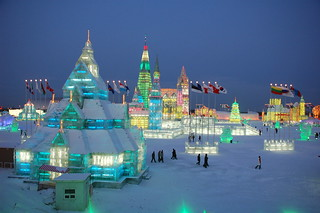 Ice and Snow World Harbin | by Ian Carvell